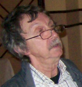 Roy Cameron is a poet, folk-singer, linguist and retired architect. He lives in South Devon where he belongs to many poetry groups. He has appeared at the Torbay Festival of Poetry.
