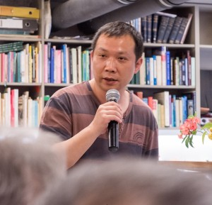 Liang Yujing is a bilingual poet, translator and PhD candidate at Victoria University, Ellington, New Zealand.